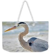 Beautiful Blue On The Beach Weekender Tote Bag