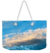 Beautiful Blue Skies Weekender Tote Bag