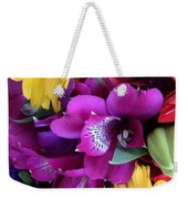 Beautiful Bouquet  Weekender Tote Bag