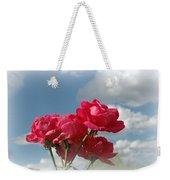 Beautiful Bouquet Of Roses Weekender Tote Bag