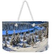 Beautiful Bow Valley Weekender Tote Bag