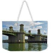 Beautiful Bridge Of Lions Weekender Tote Bag