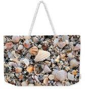 Beautiful Broken Shells Weekender Tote Bag