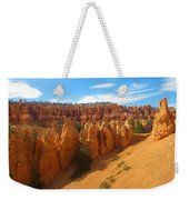 Beautiful Bryce Canyon Weekender Tote Bag