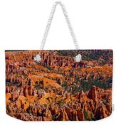 Beautiful Bryce Canyon Weekender Tote Bag