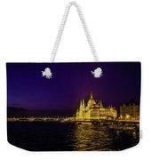 Beautiful Budapest Parliament Weekender Tote Bag