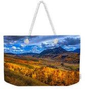 Beautiful Butte Weekender Tote Bag