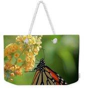 Beautiful Butterfly Weekender Tote Bag