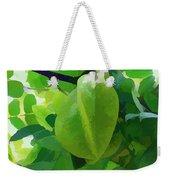 Beautiful Carambola Fruit Tree Weekender Tote Bag