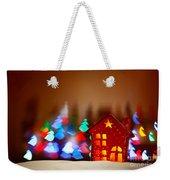 Beautiful Christmas Decor Weekender Tote Bag