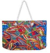 Beautiful City II Weekender Tote Bag