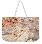 Beautiful Color In Wash 3 Of Valley Of Fire Weekender Tote Bag