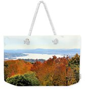 Beautiful Colors Of Autumn Landscape 2 Weekender Tote Bag