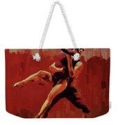 Beautiful Couple Dance 02 Weekender Tote Bag