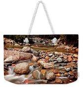Beautiful Creek Weekender Tote Bag