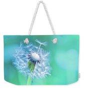 Beautiful Dandelion Weekender Tote Bag