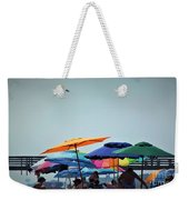 Beautiful Day For The Beach Weekender Tote Bag