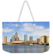 Beautiful Day Tampa Bay Weekender Tote Bag