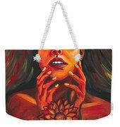 Beautiful Demon Weekender Tote Bag