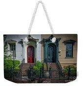 Beautiful Doors On Bull Street Weekender Tote Bag