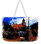 Beautiful Downtown Solvang Weekender Tote Bag