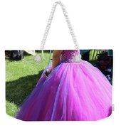 Beautiful Dress Make Up Dad Of Dead  Weekender Tote Bag