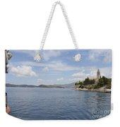 Beautiful Dubrovnik Weekender Tote Bag