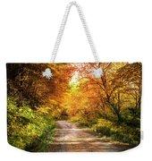 Beautiful Fall Day Weekender Tote Bag