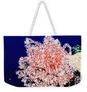 Beautiful Fan Coral Weekender Tote Bag