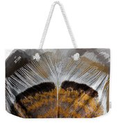 Beautiful Feather Weekender Tote Bag