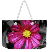 Beautiful Fuchsia Flower Weekender Tote Bag