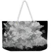 Beautiful Full Cloud Weekender Tote Bag