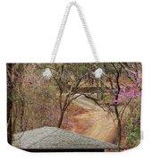 Beautiful Get-a-way Weekender Tote Bag