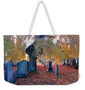 Beautiful Historic Camp Hill Cemetery Halifax Nova Scotia Weekender Tote Bag