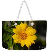 Beautiful In Yellow Weekender Tote Bag