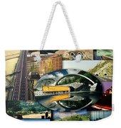 Beautiful Italy Weekender Tote Bag