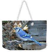 Beautiful Jay Weekender Tote Bag