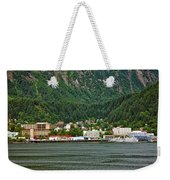 Beautiful Juneau Alaska Weekender Tote Bag