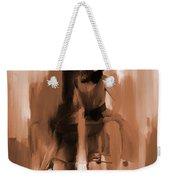Beautiful Lady 01 Weekender Tote Bag