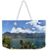 Beautiful Lake Atitlan Weekender Tote Bag