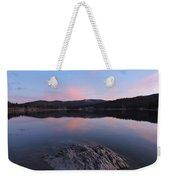 Beautiful Lake Weekender Tote Bag