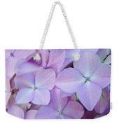 Beautiful Lavender Purple Hydrangea Flowers Baslee Troutman Weekender Tote Bag