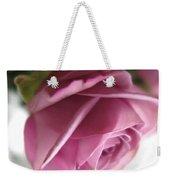 Beautiful Lavender Rose 2 Weekender Tote Bag
