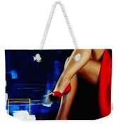 Beautiful Legs 02  Weekender Tote Bag