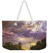 Beautiful Lines Weekender Tote Bag