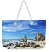 Beautiful Malibu Rocks Weekender Tote Bag