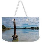 Beautiful Manning Waters 6677 Weekender Tote Bag