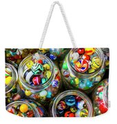 Beautiful Marble Collection Weekender Tote Bag