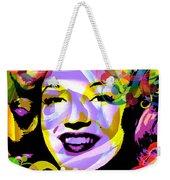 Beautiful Marilyn Monroe Weekender Tote Bag