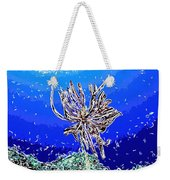 Beautiful Marine Plants 1 Weekender Tote Bag by Lanjee Chee